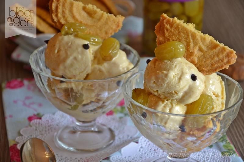 Gelato alle melighe di Mondovì con uva al moscato (6)