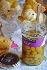 Gelato alle melighe di Mondovì con uva al moscato (7)