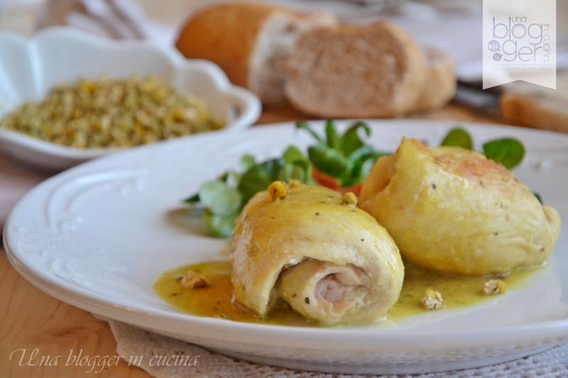 Involtini di pollo alla camomilla_UBC_Wilpollo (1)