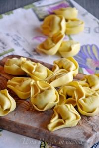 Tortelli ricotta e limone con sogliola e mazzancolle (1)