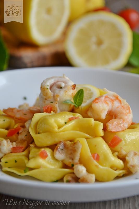 Tortelli ricotta e limone con sogliola e mazzancolle (11)