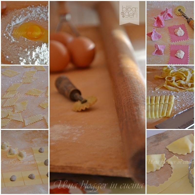 collage pasta fresca