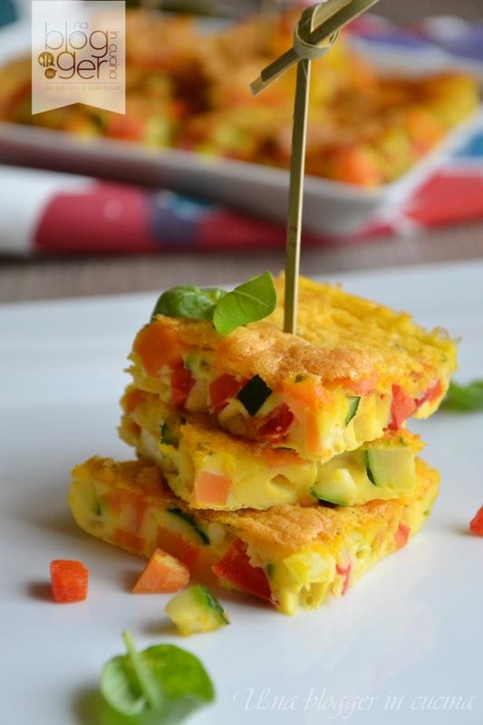 frittata al forno con verdure (4)