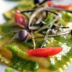 ravioloni melanzane e pesto (6)