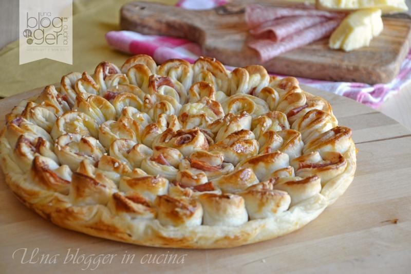 torta salata a fiore (12)