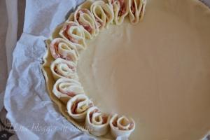 torta salata a fiore (3)