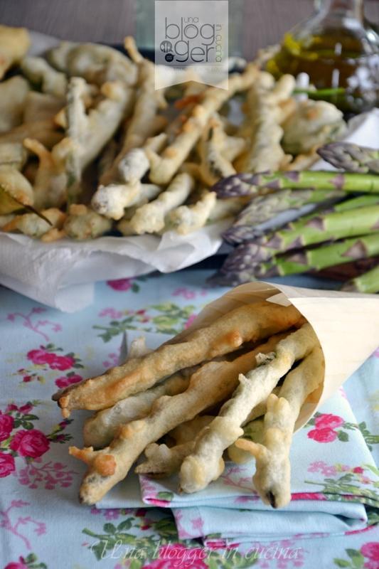 Asparagi in pastella  (4)