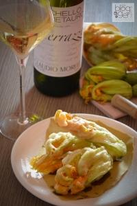 Fiori di zucca in tempura ripieni (9)
