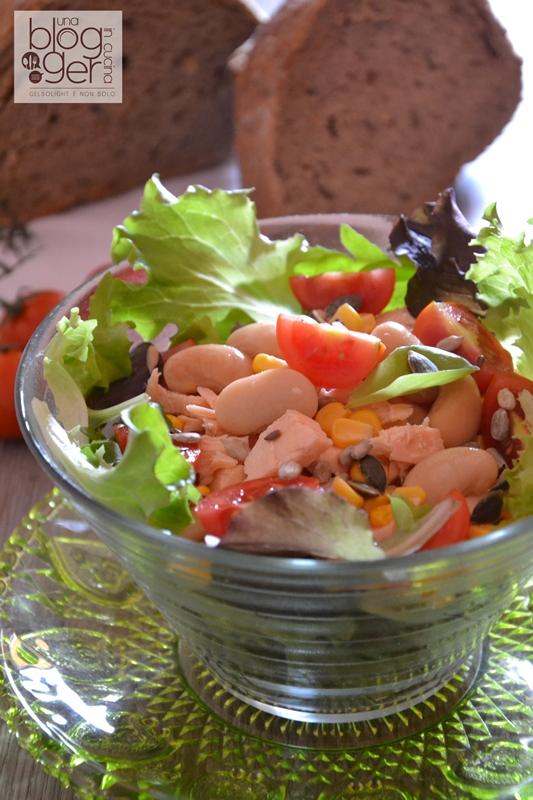 insalata salmone fagioli di spagna (2)