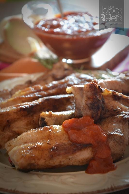Costine alla griglia con salsa bbq segreta (5)