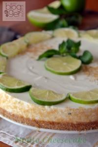 Mojito cheesecake (1)