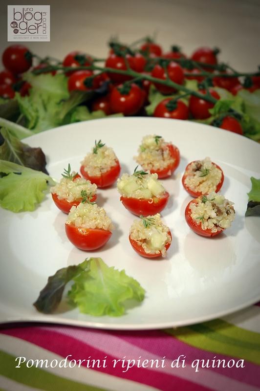 pomodorini ripieni di quinoa (2)