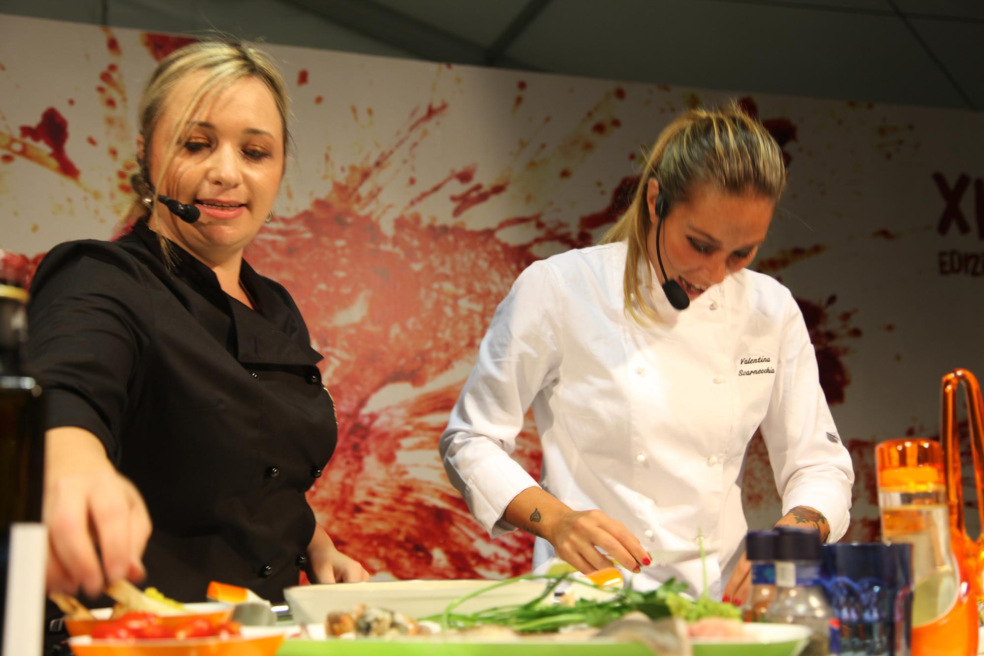 cookinghsow-federica-giuliani-e-valentina-scarnecchia