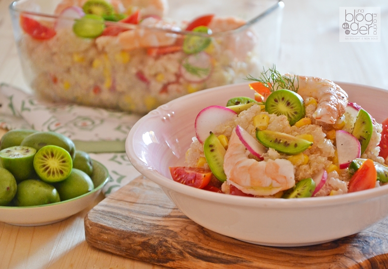 quinoa con gamberi verdure e nergi idea schiscia (3)