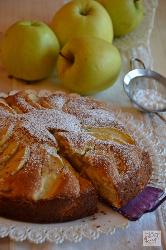 torta alle mele e panna montata nuove (2)