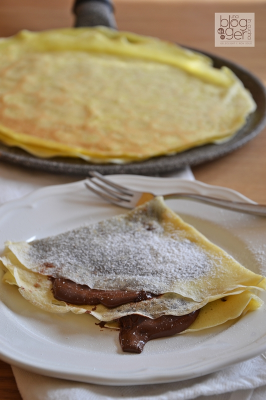 Crepes alla nutella - Copia