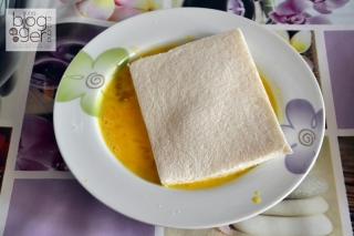 Mozzarella in carrozza al forno (3)