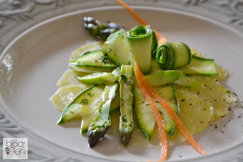 abbastanza Insalata di verdure al vapore BB51