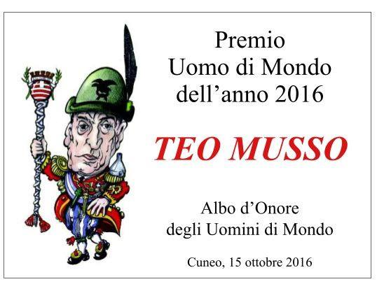teo musso diploma