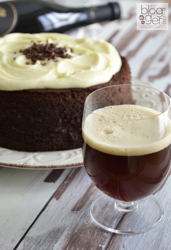 Famoso Torta alla birra rossa e cacao DD63