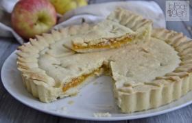 Crostata mele e cannella - Apple cinnamon pie