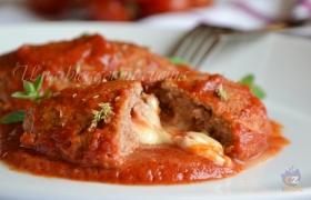 Sofficini di carne alla pizzaiola