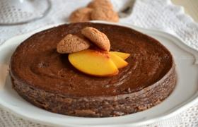 Torta pesche e amaretti (torta persi pien)