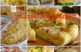 Ricette a base di patate