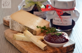 Confettura di prugne e timo, idea per formaggi