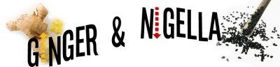 Ginger & Nigella