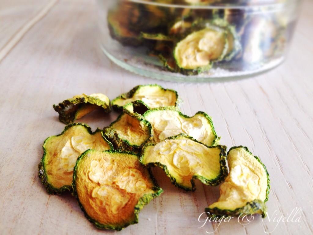 chips di zucchine, essiccatore, essiccazione,, zucchine