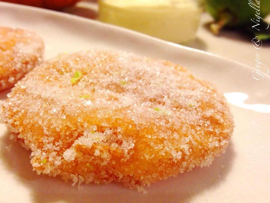 Frittelle, frittelle di zucca, zucca, dolce, fritto, senza glutine, farina di riso, ginger, zenzero, birra, frittelle alla birra