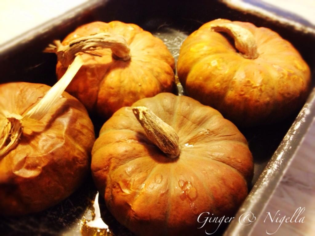 essiccare, zucca essiccata, zucca arrosto, eco cucina, eco dado, petali di zucca, farina di zucca, vegetariano,