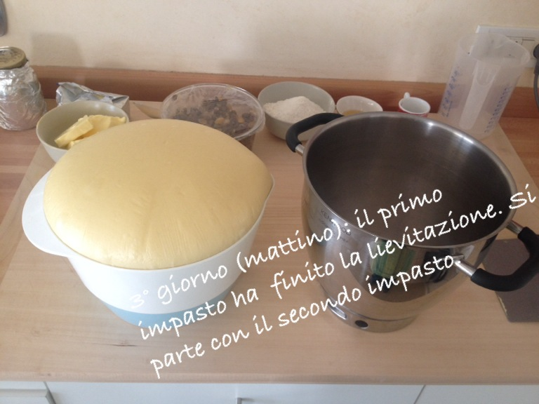 Panettone, Iginio Massari, lievitomadre, pasta madre, lievito naturale, grandi lievitati