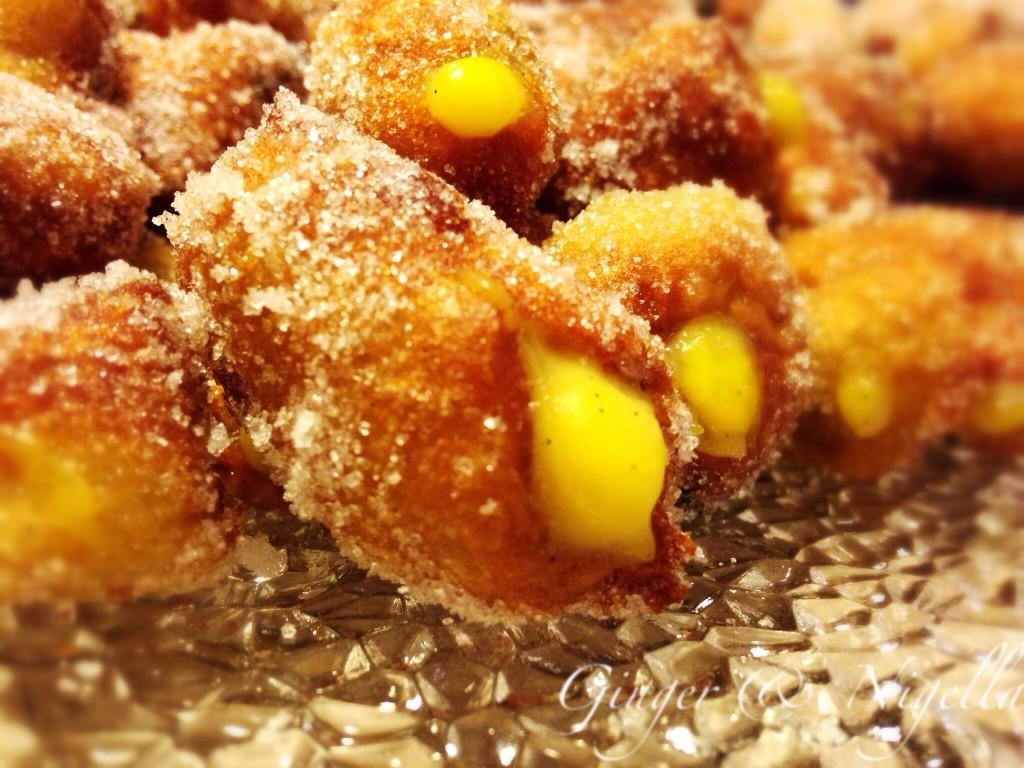 Frittelle, carnevale, crema, Montersino, fritti, dolci