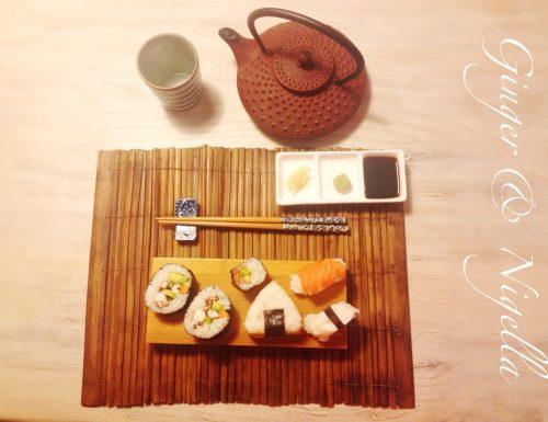 Sushi : tutti i segreti per prepararlo in casa.