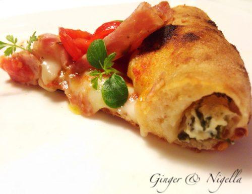 Pizza Napoletana con lievito naturale  (di Renato Bosco)