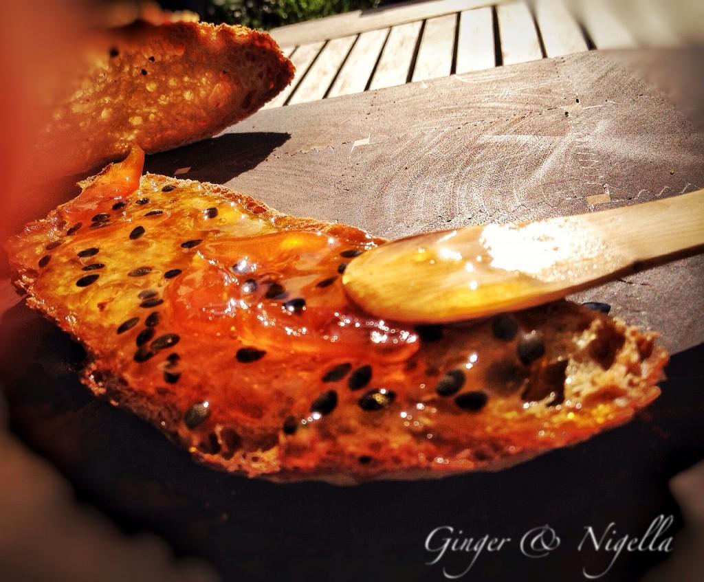 Marmellata di Kumquat, arancia e passion fruit ( di Christine Ferber).