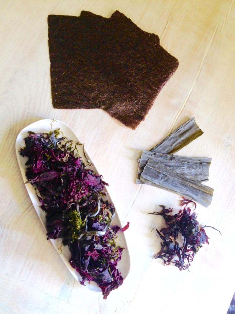 Le alghe in cucina - Alghe in cucina ...