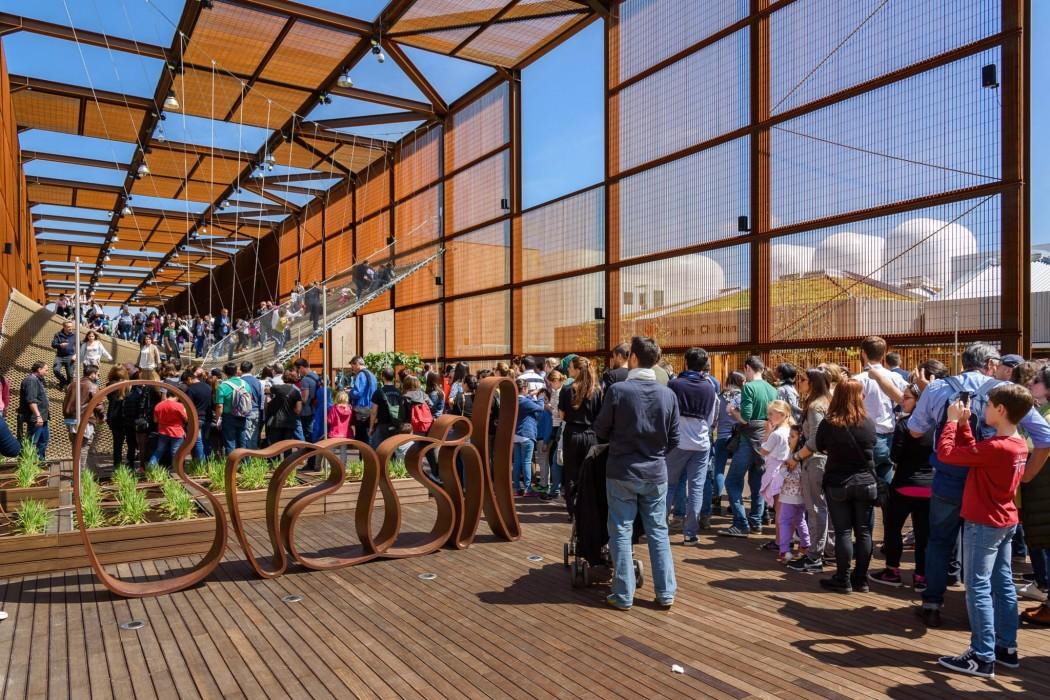 Expo Stand Brasile : Expo milano
