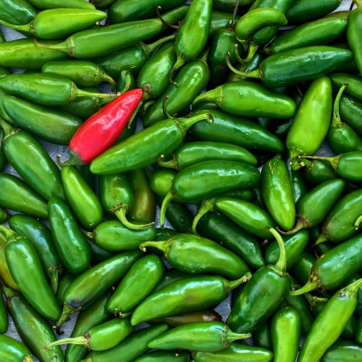 Chipotle: peperoncini affumicati ed essiccati