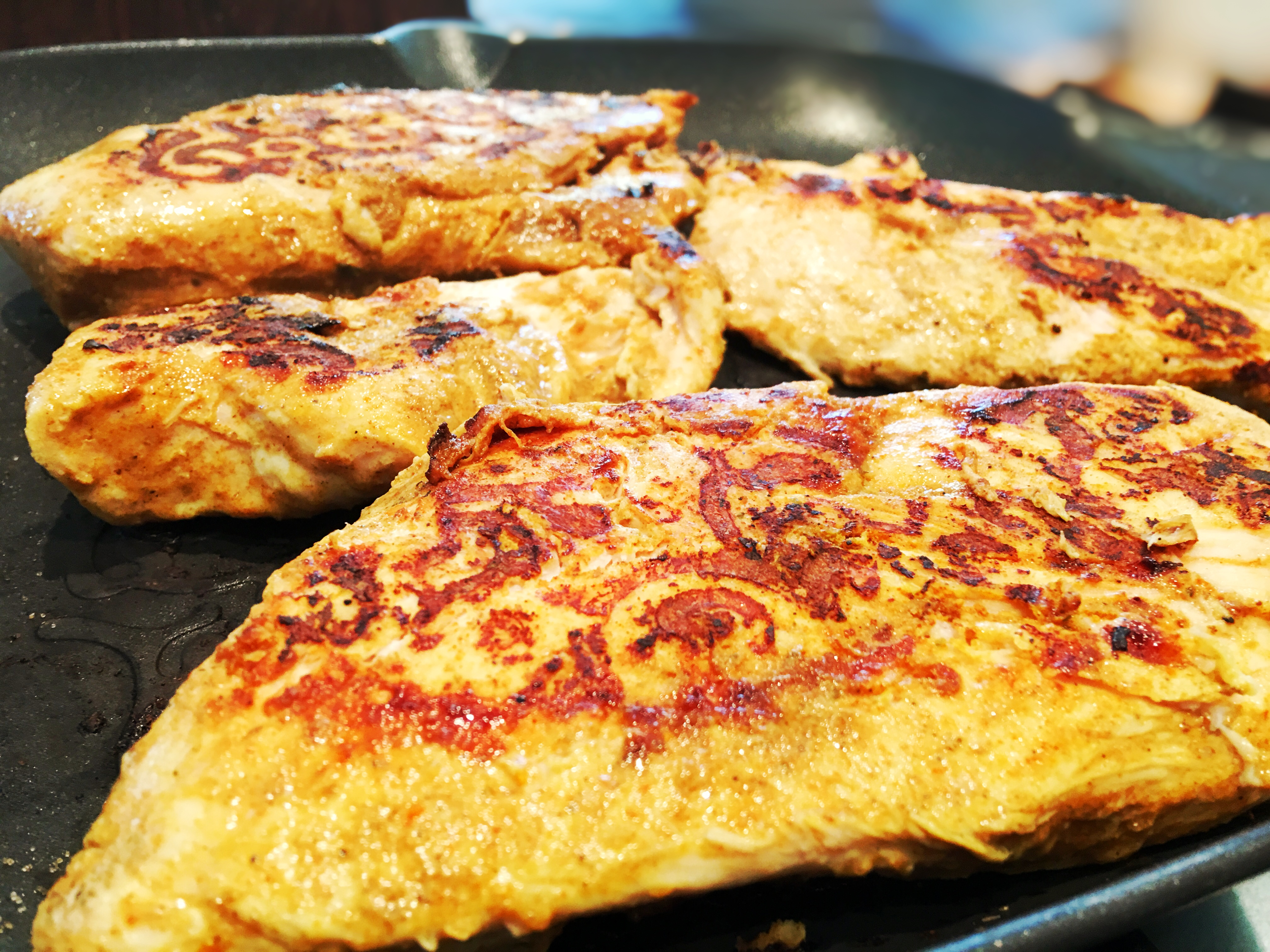 Pollo Tandoori Masala Cotto A Bassa Temperatura Ricetta