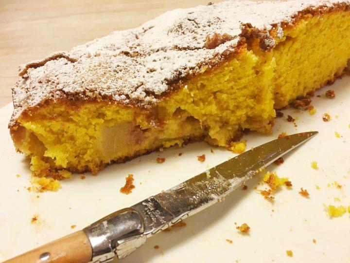 torta rustica all'olio, dolci, dolci alla frutta, Dolci da forno, dolci light, olio evo, olio extravergine, torta all'olio, torta alla frutta, Torta di pesche, torta light, torta rustica, torta rustica all'olio, torta senza burro, zucchero di canna