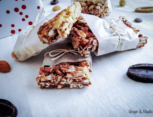 Barrette energetiche al cioccolato Variations: ce n'è per tutti i gusti !