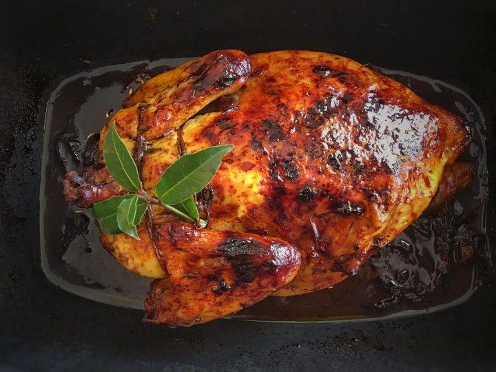 pollo arrosto, mela nashi, nashi, melograno, succo, faraona, natale, piatti delle feste, cucina italiana, piatti della domenica, domenica, arrosto, carne, patate arrosto, gingernigella, cucina facile, faraona, zucca, spezie,