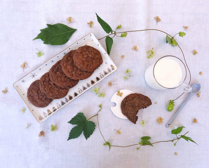 Cookies, cioccolato, chocolate, biscotti colazione