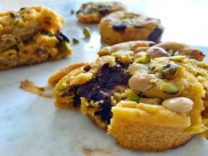 Cookies, devil cookies, cioccolato, biscotti, prodotti da forno, colazione
