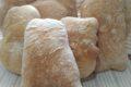 Ciabatte con biga 100% con farina Petra 5020