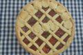 Crostata di pasta frolla con marmellata