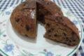 Pan di noci e cioccolato